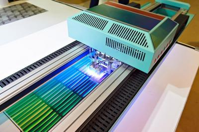 Ultraviolet Printing in Clean Technology